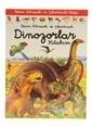 Çiçek Yayıncılık Resim Bilmeceli Ve Çıkartmalı Kitaplar-Dinozorlar Renkli